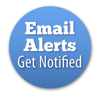 Email Alerts Button