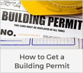Icon - Building - How to Get a Permit