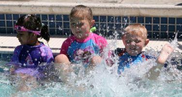 See Parks and Recreation Aquatics Programs