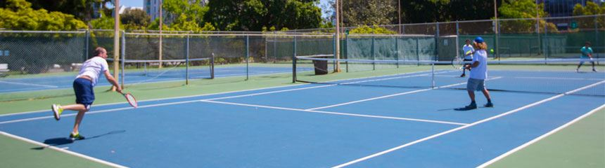 Recreation Activities - Tennis