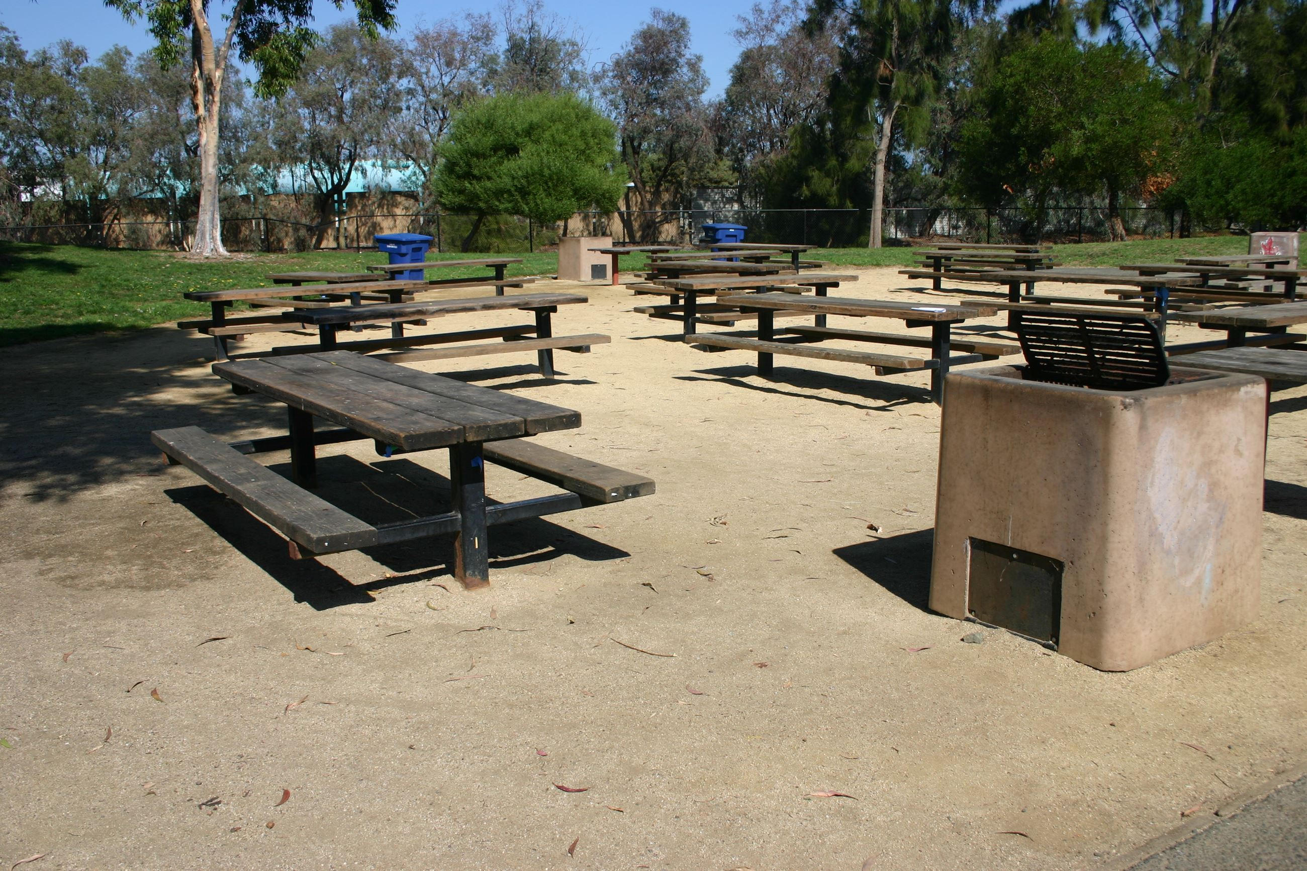 Joinville Dog Park San Mateo