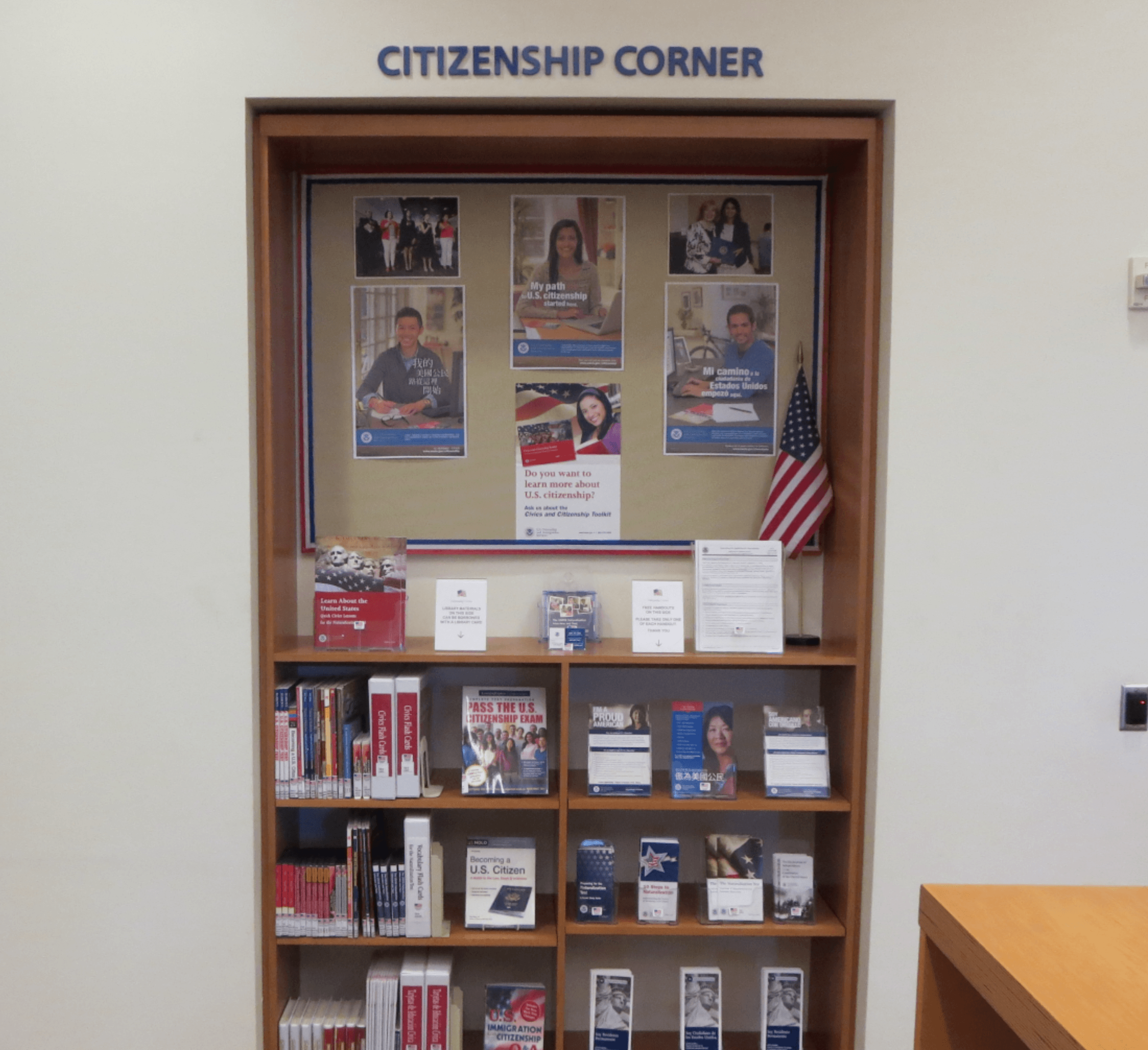 Citizenship Corner