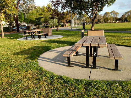 Laurie Meadows Park - Picnic Area 2