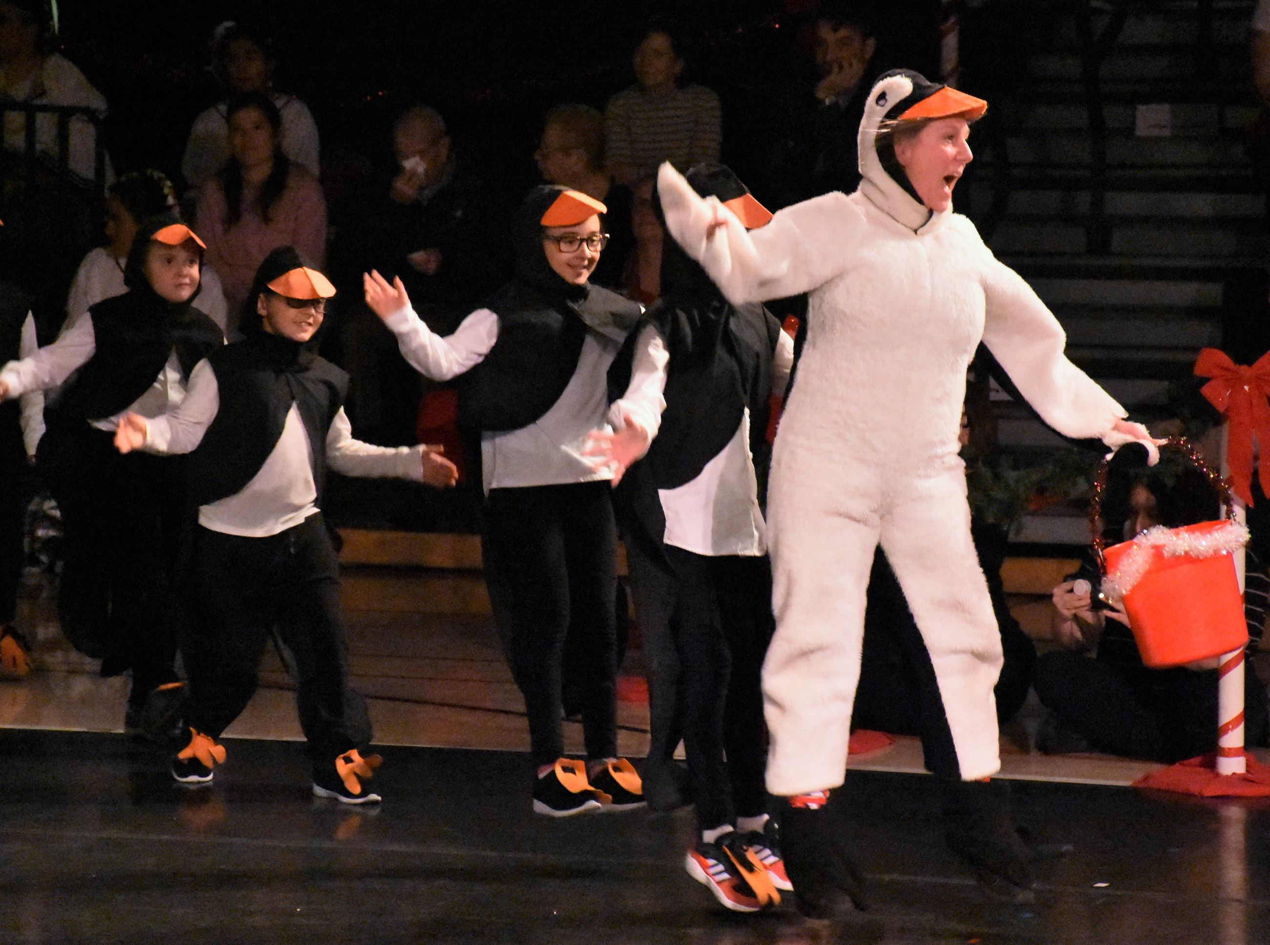 Penguin Dancers