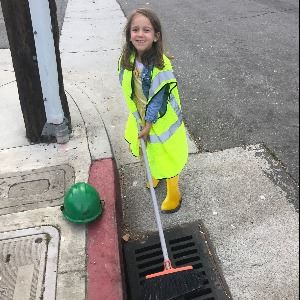 Name-a-Drain Volunteer-Youth
