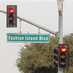 Fashion Island Blvd Corridor Study