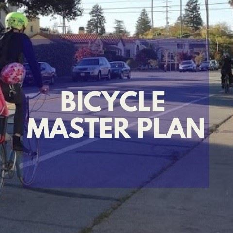 Bicycle Master Plan Graphic