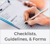 Building Checklists, Guidelines, and Forms