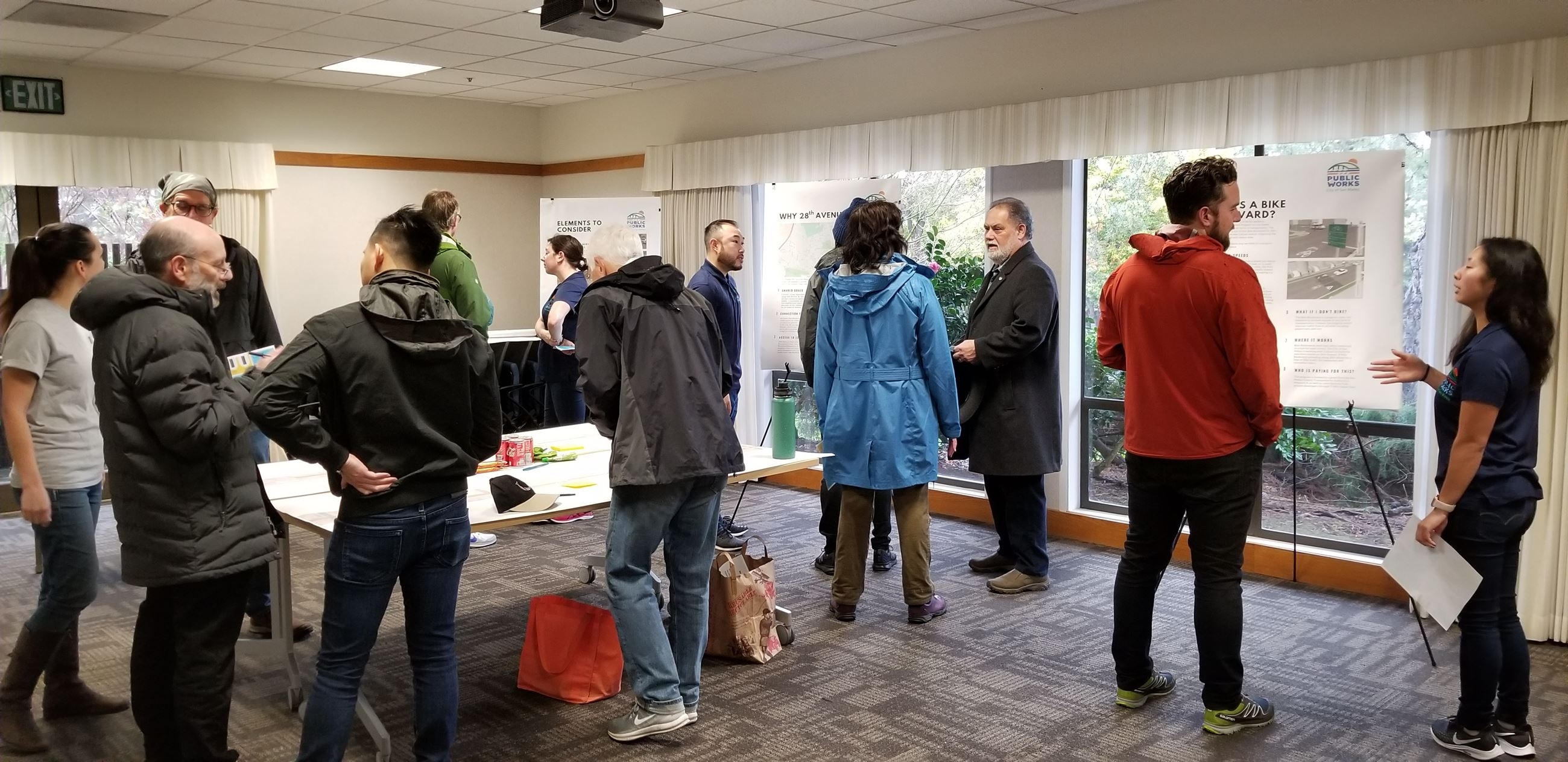 Bike Boulevard Community Meeting - March 9 2019