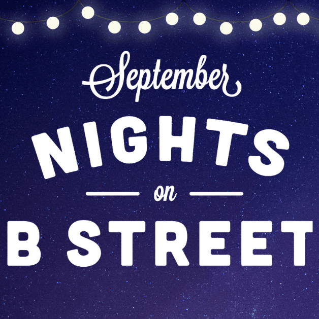 September Nights on B Street