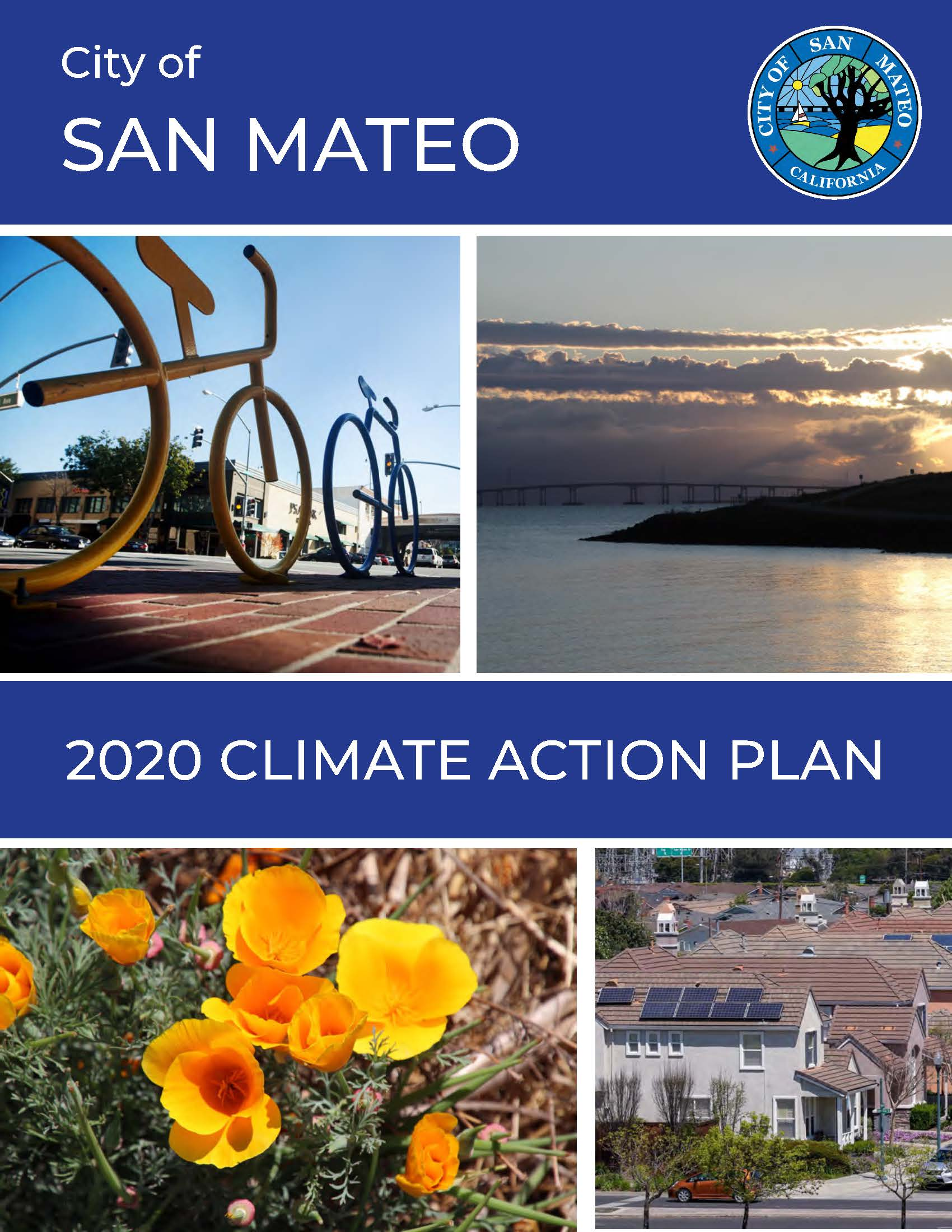 2020 Climate Action Plan cover