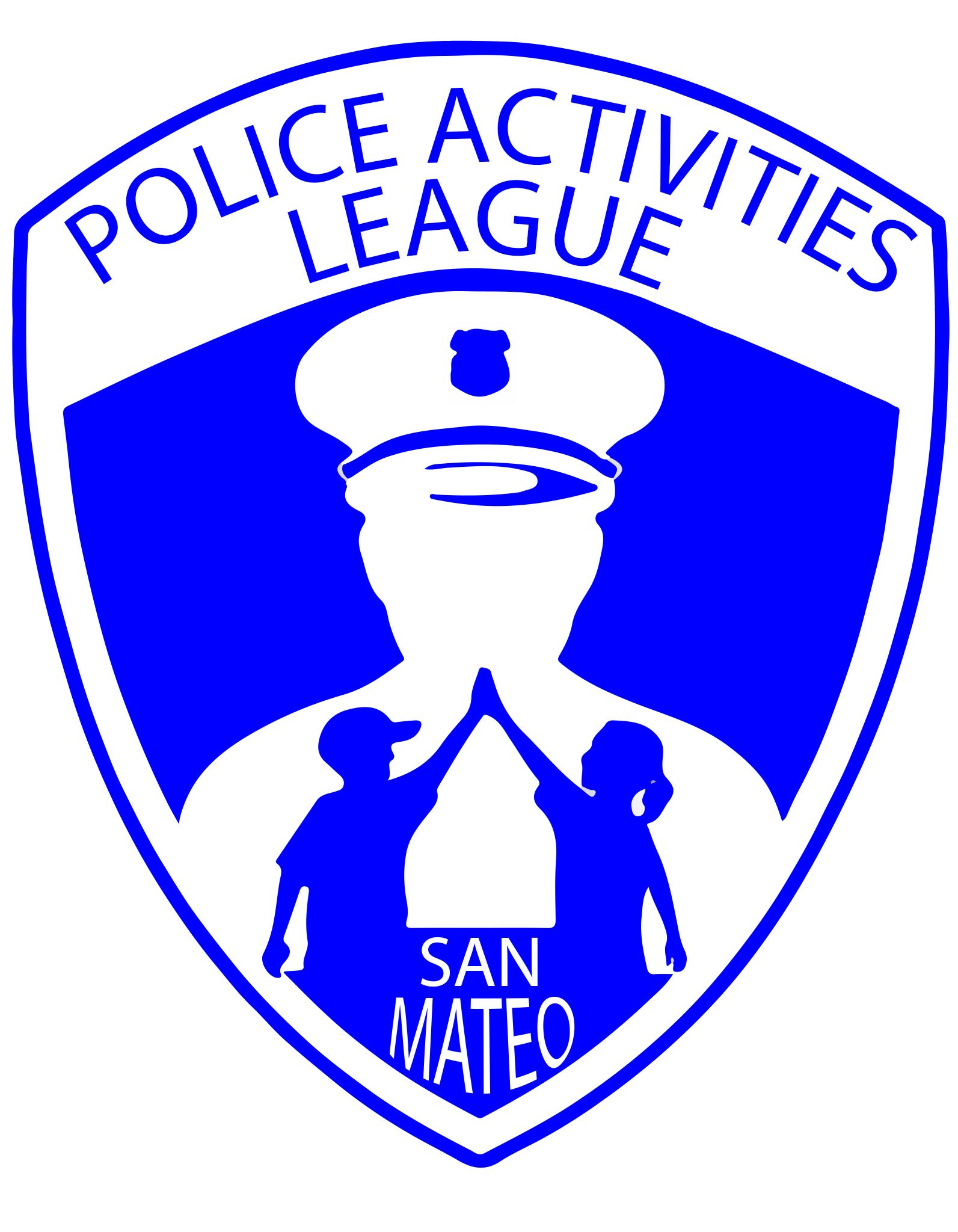Photo of Police Activities League logo.