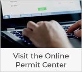 Visit the Online Permit Center