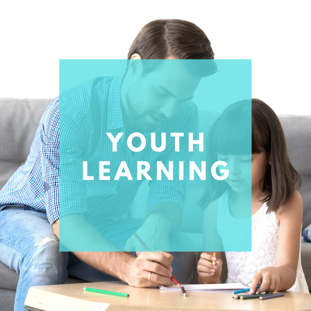 Image of Youth Learning icon.