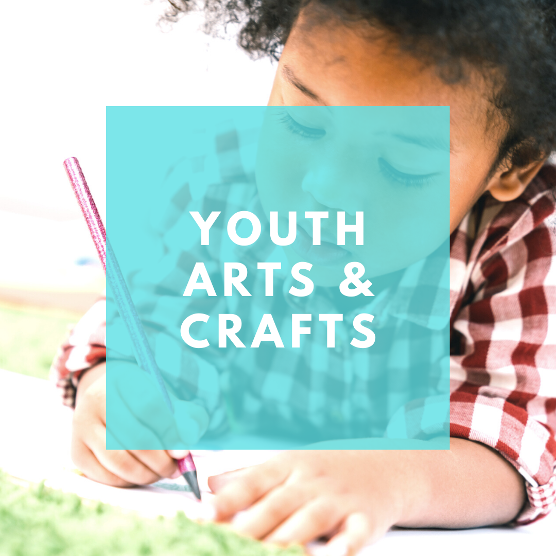 Image of Youth Arts and Crafts icon.