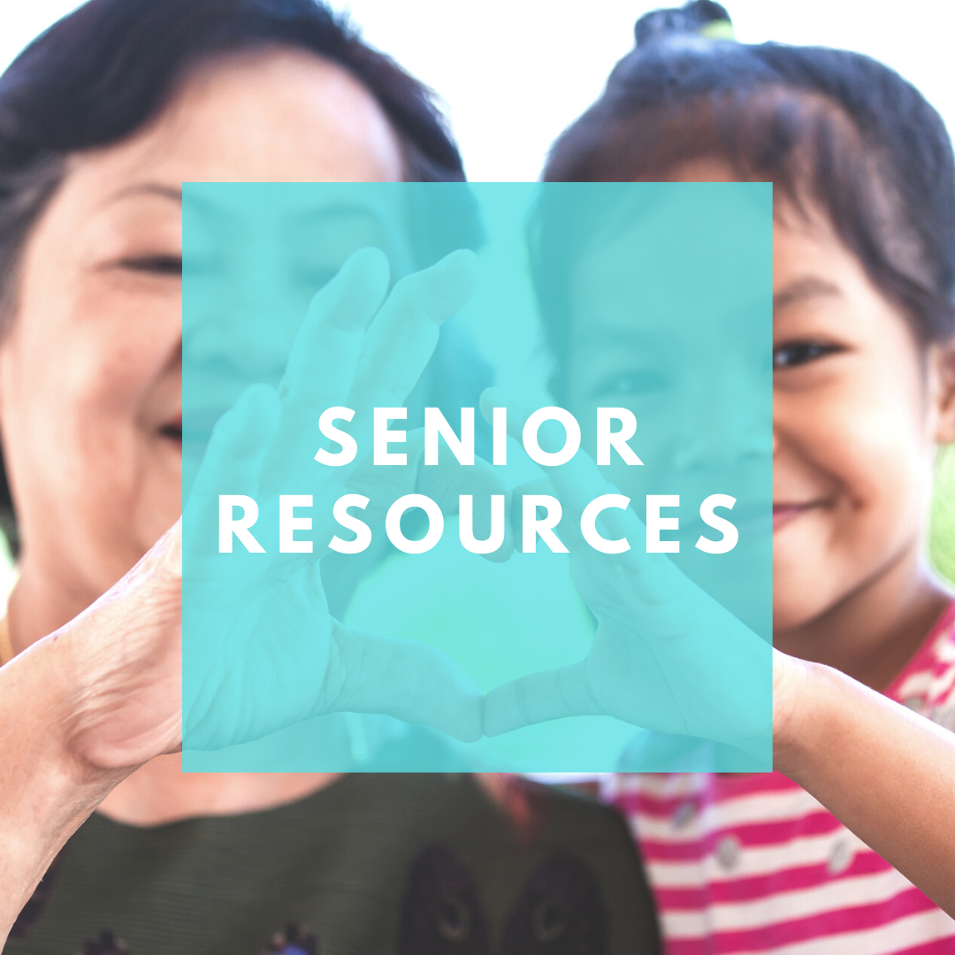 Image of Senior Resources icon.