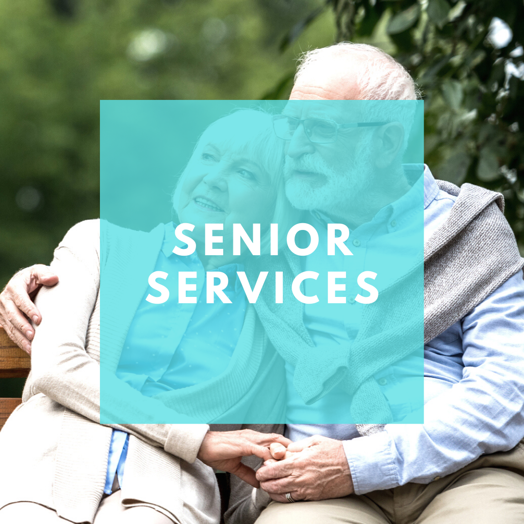 Image if Senior Services icon.