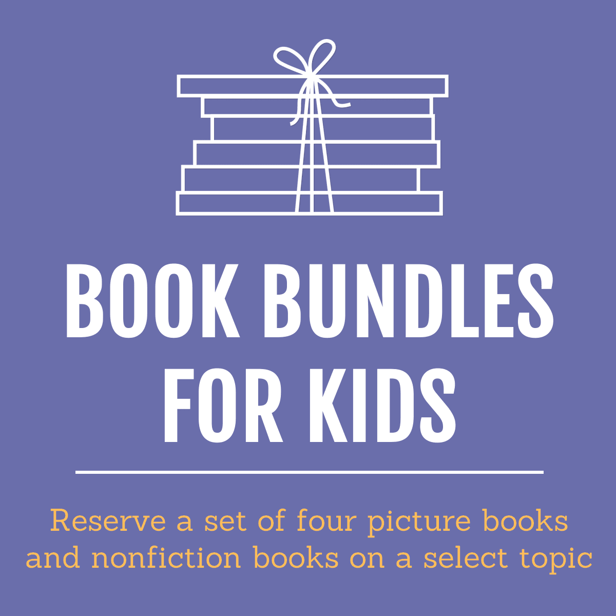 Book Bundles for Kids 2