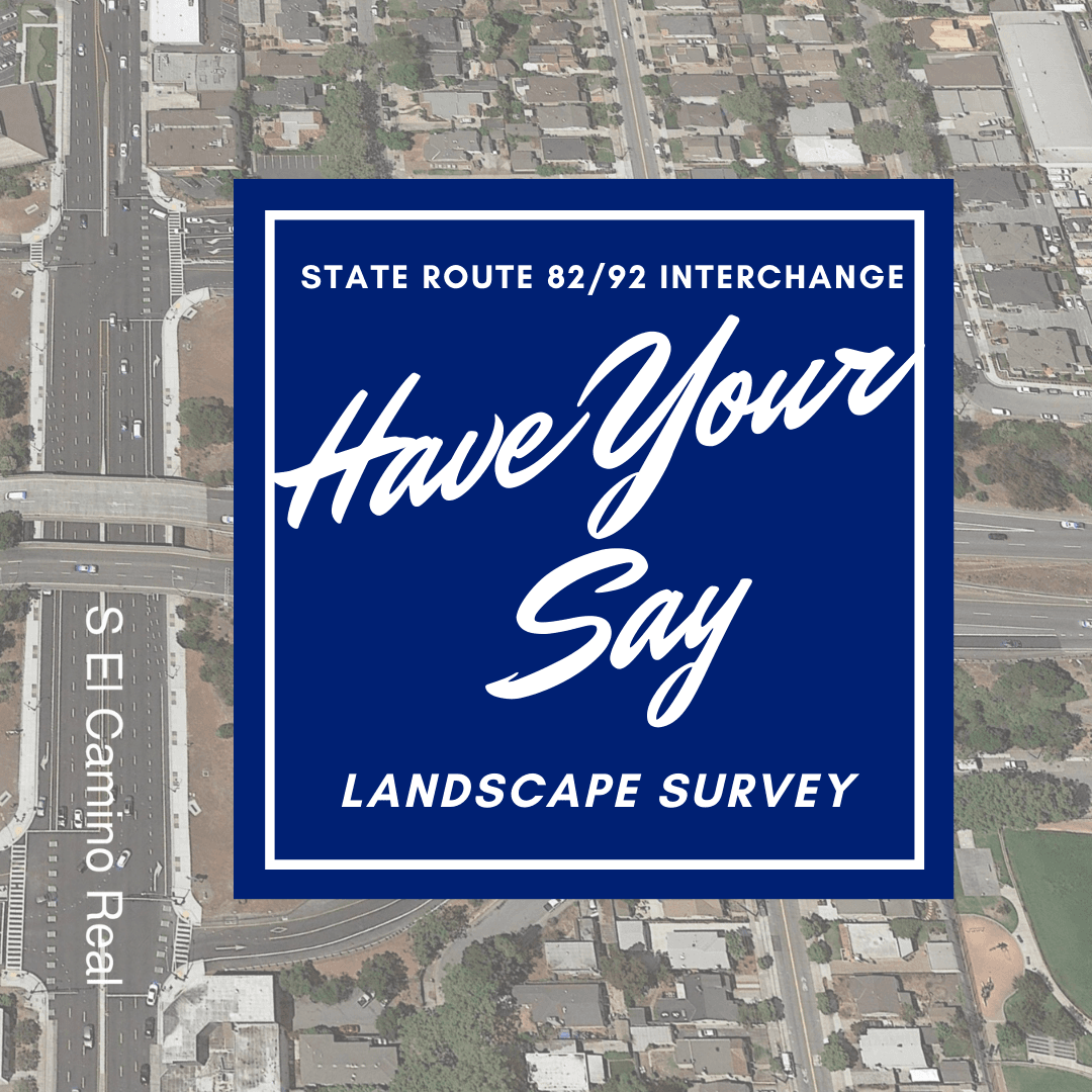 El camino 92 Interchange Survey