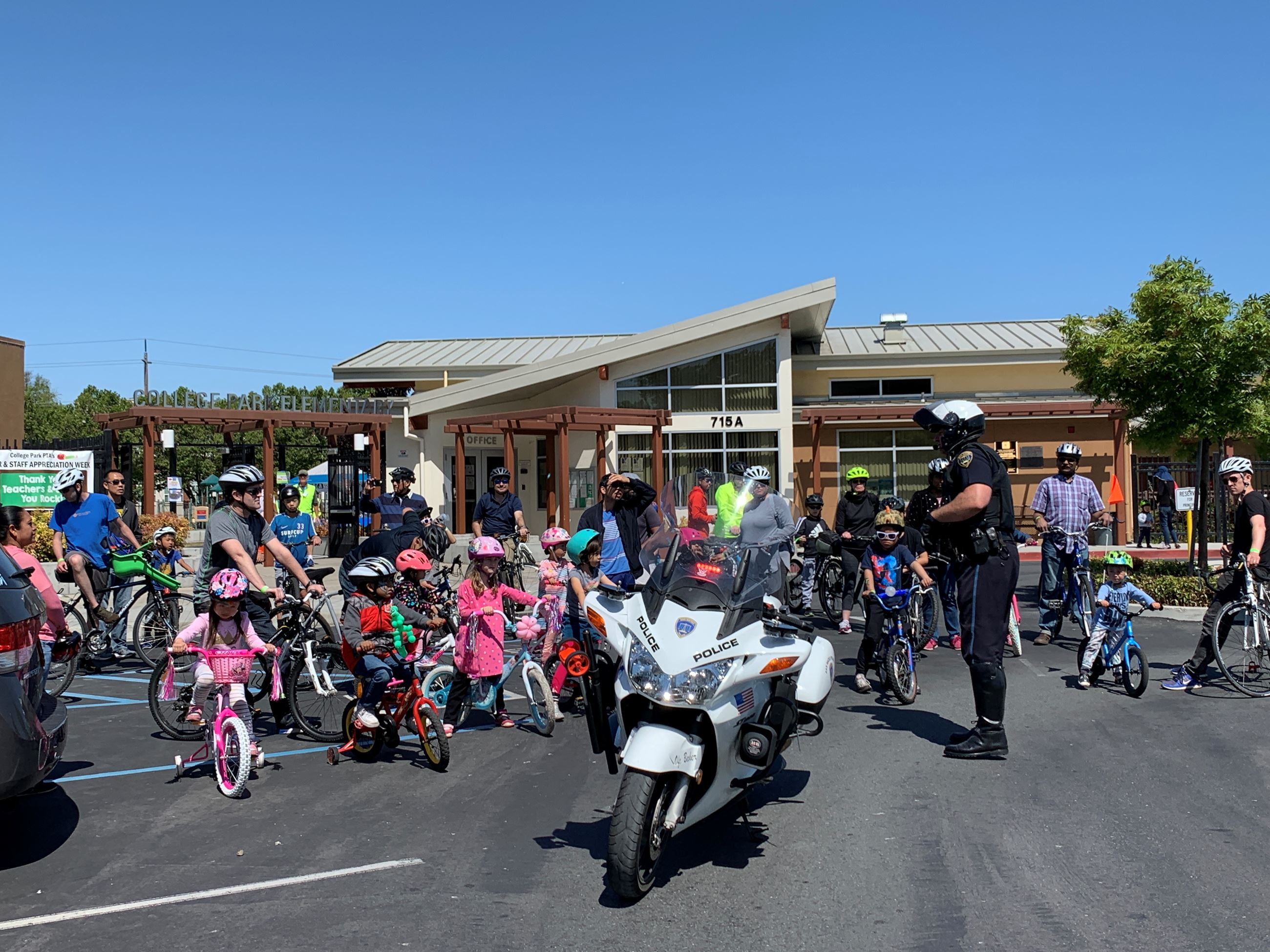 Bike Rodeo 2018 Picture