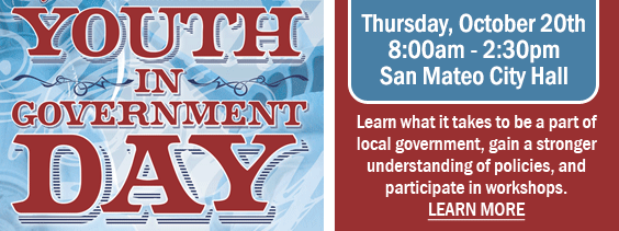 2016 Youth in Government Day