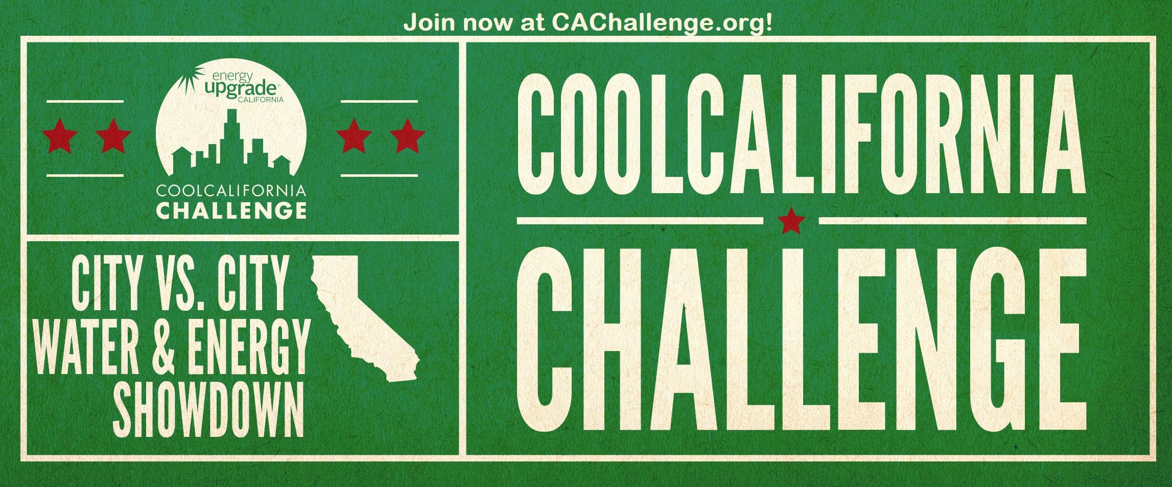 CoolCalifornia Challenge
