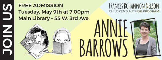 Author Event - Annie Barrows