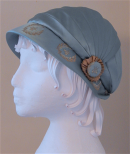 Regency Era Bonnet
