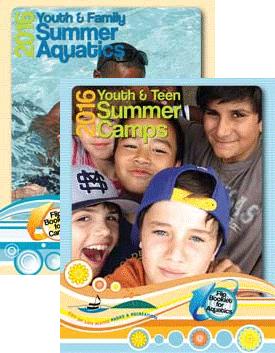 2016 Summer Camps and Aquatics