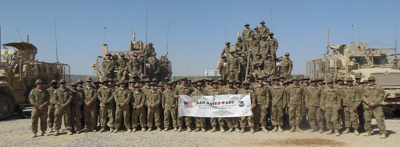 101st Airborne Troop deployed 2015