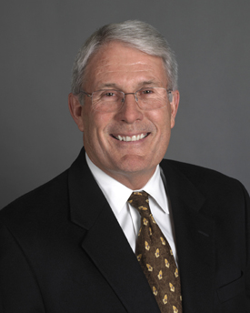 Larry Patterson, City Manager