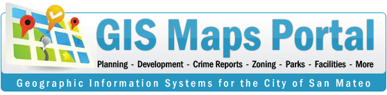 GIS Maps Portal for San Mateo