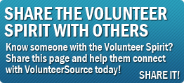 Share VolunteerSource