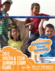 2013 Youth and Teen Summer Camps