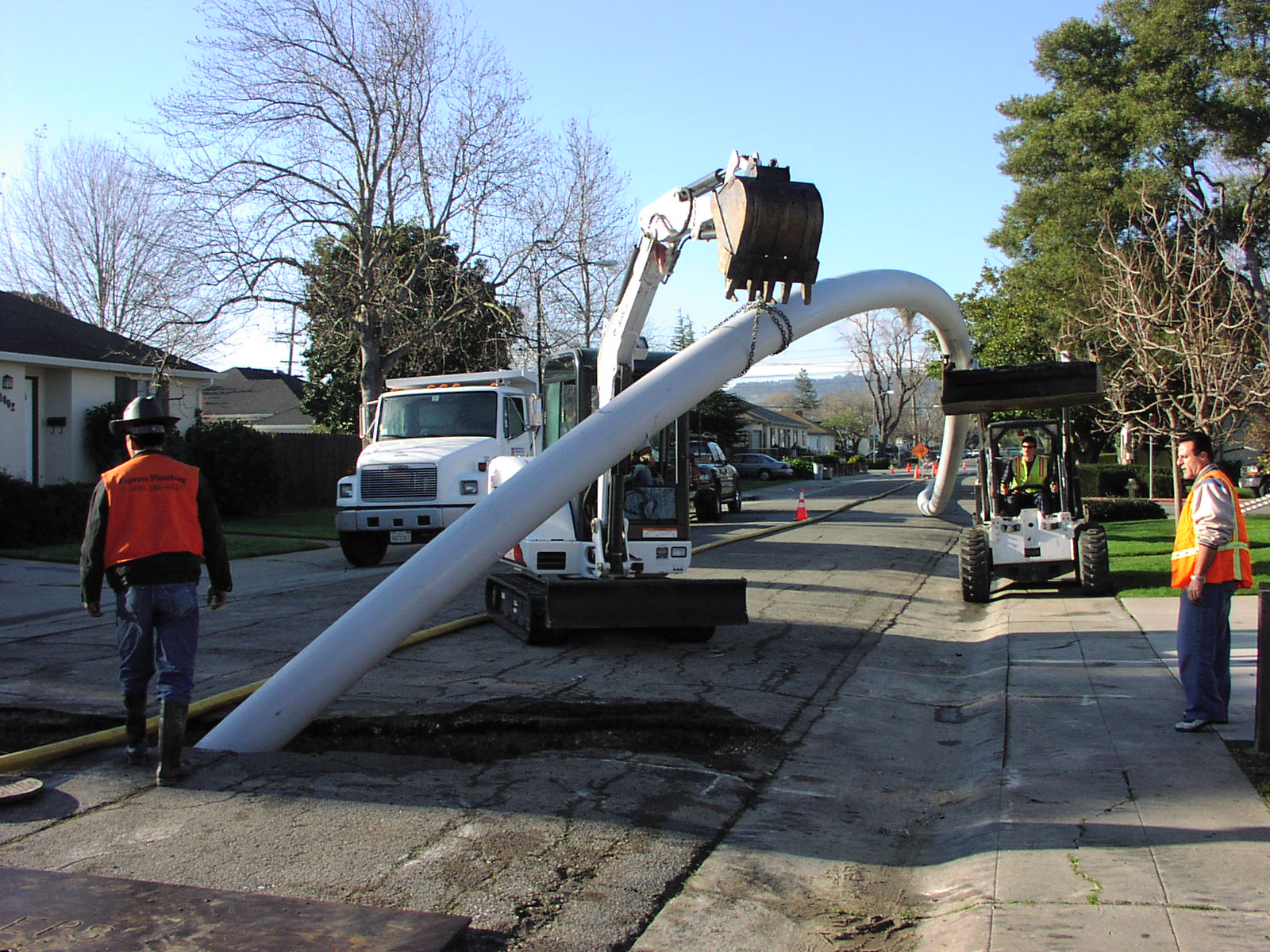24th Ave San Sewer Relief Proj