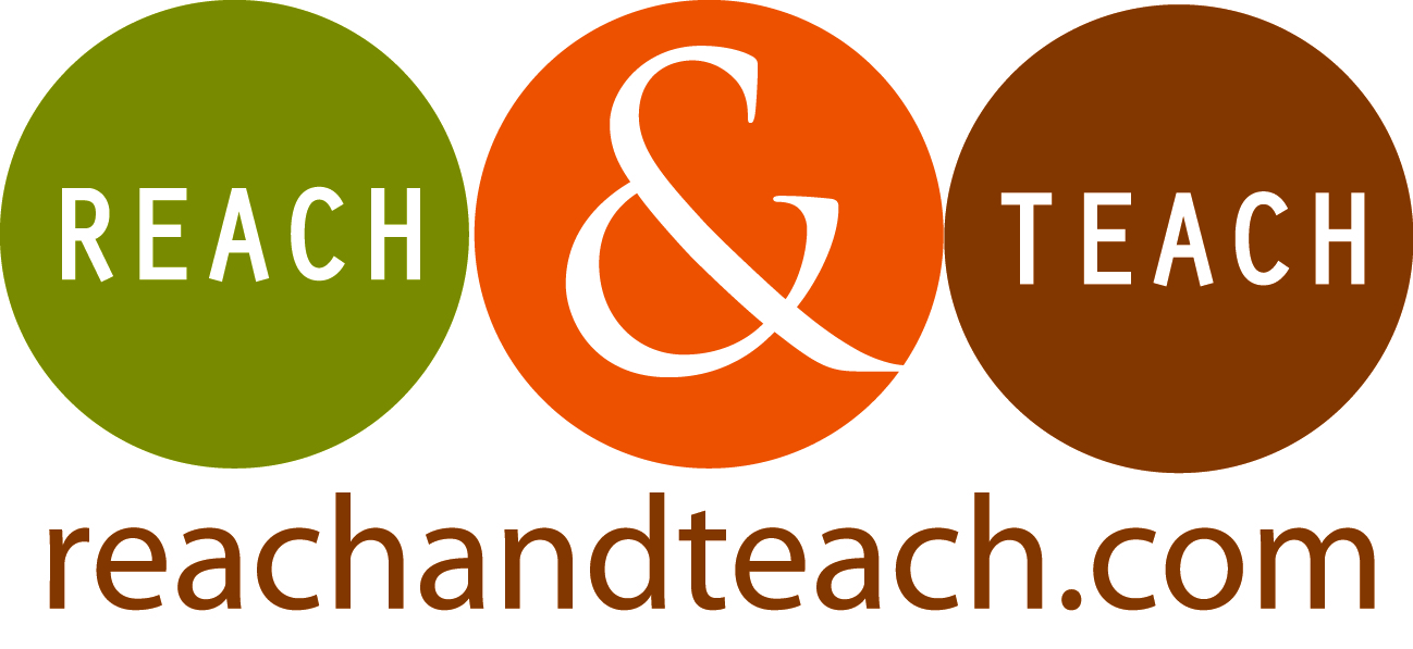 Reach and Teach Logo