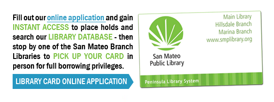 Apply for your Library Card today