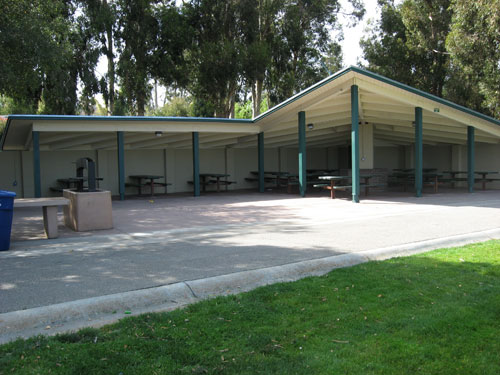 Picnic Area - Shelter