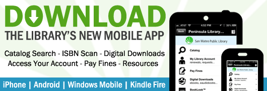 Download the Library's Mobile App